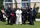 Le immagini della visita ecumenica del Papa a Ginevra