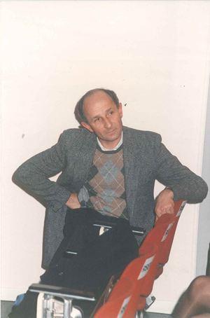Don Gino in uno scatto degli anni Settanta