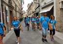 Sudati, stanchi, ma felici: le vostro foto in cammino verso Roma