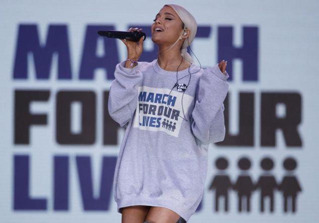 Ariana Grande Calendario.Il Nuovo Album Di Ariana Grande Per Dimenticare Manchester