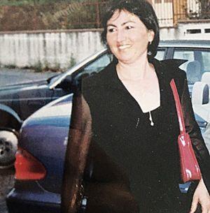 Carmela Francavilla, detta Melina, mamma di Elisabetta Gregoraci, scomparsa il 29 giugno 2011 a soli 54 anni