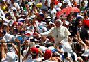 Circo Massimo, il Papa scuote i giovani e striglia gli adulti