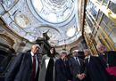 Ecco il restauro della Cappella della Sindone