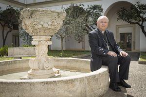 Vito Angiuli, 66 anni, è vescovo della diocesi di Ugento - Santa Maria di Leuca