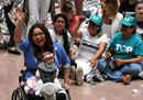 U.S. Senator Tammy Duckworth (D-IL), with her daughter Maile Pearl Bowlsbey.jpg