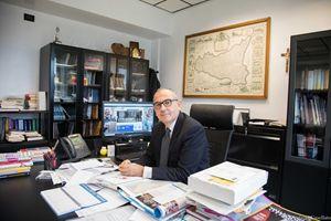 Vincenzo Morgante, 55 anni. Foto Ansa.