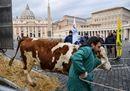 Il Vaticano invaso dagli animali per la festa di Sant'Antonio Abate