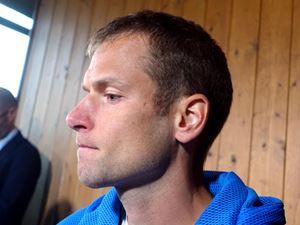 Alex Schwazer (foto Ansa)