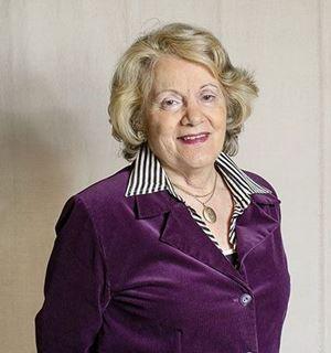 La scrittrice di origini armene Antonia Arslan.