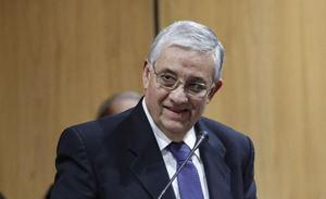 Giuseppe Pignatone, ex Procuratore della Repubblica di Roma, Presidente del Tribunale della Città del Vaticano