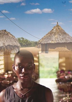 """Una delle immagini tratte dal Rapporto """"L'Africa MEDIAta"""". In apertura: la copertina della ricerca di Amref e Osservatorio di Pavia."""