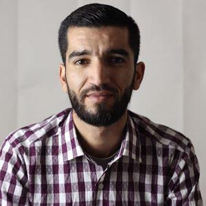 Qui sopra, Mohammad Ibrahim (foto tratta da Facebook).