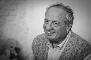 Il giornalista argentino José Luis Tagliaferro (foto di Mario Llorca).