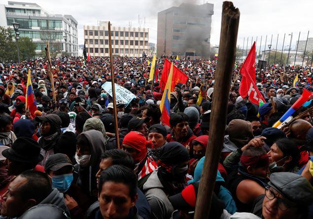 Cultura degli incontri ecuadoriani