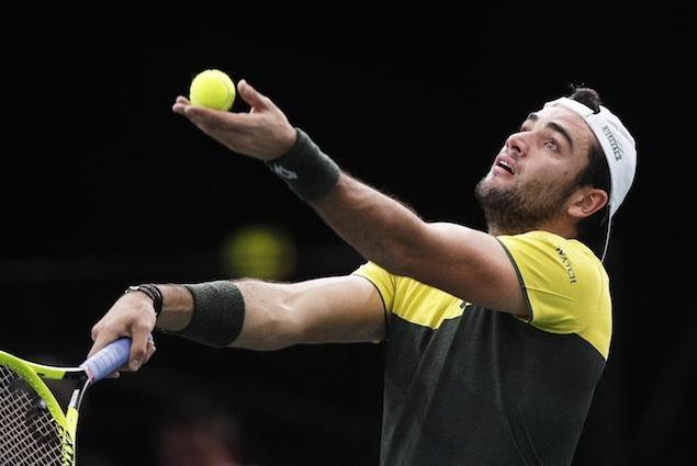 ATP Finals 2019 - Girone di ferro per Berrettini