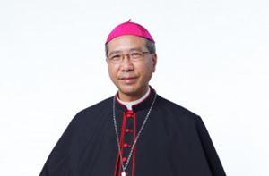 Josep Ha, 60 anni, vescovo ausiliare di Hong Kong