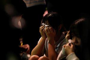 Alcuni dimostranti asserragliati nel Politecnico di Hong Kong (Reuters)