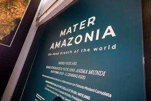 Le foto della mostra e, sotto, di fratel Carlo Zacquini sono di Paolo Pellegrini/Mediacor. In copertina: fratel Carlo Zacquini tra gli Yanomami, foto di Nino Leto per Famiglia Cristiana.