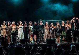 La prima orchestra di donne arabe e del Mediterraneo