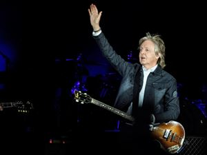 Paul McCartney (foto Ansa)