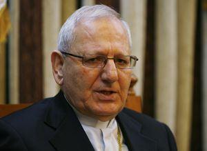Il Patriarca Louis Raphaël Sako, 71 anni (Reuters)