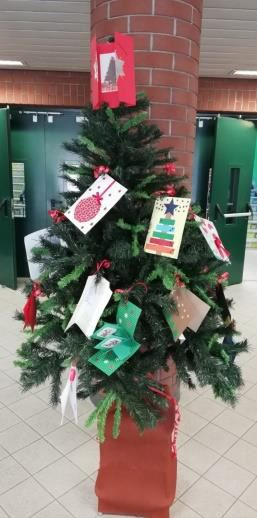 European Christmas tree :)