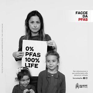 """Uno dei manifesti della mostra """"Faccedapfas"""""""