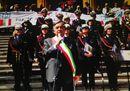 """25 aprile, il sindaco di Palermo invita alla """"disobbedienza"""" contro Salvini"""