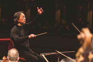 Il maestro Myung-Whun Chung (foto Giuseppe Peletti)