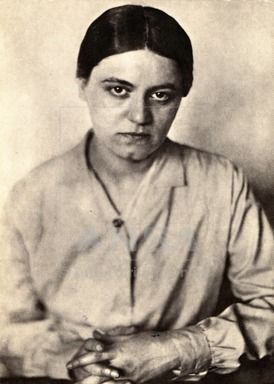 Edith Stein (Teresa Benedetta della Croce), una dei santi patroni d'Europa.