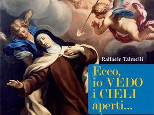 La copertina del libro di padre Talmelli