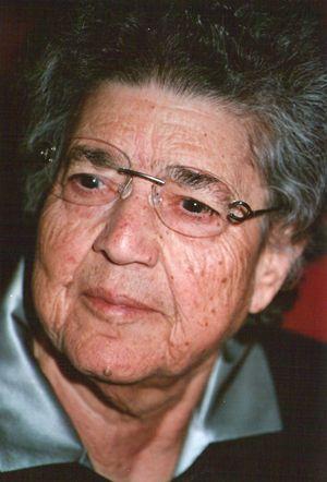Natuzza Evolo (23 agosto 1924 - 1 novembre 2009).