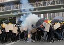 Hong Kong, la protesta infinita