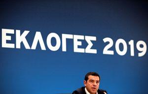 Il leader della sinistra, Alexis Tsipras, ora principale partito d'opposizione (Ansa)