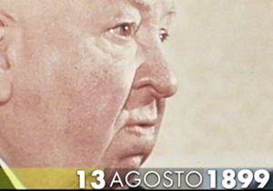 120 anni fa nasceva Alfred Hitchcock: le immagini di Rai Storia