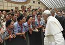 Il Papa con gli Scout di Euromoot, le immagini più belle
