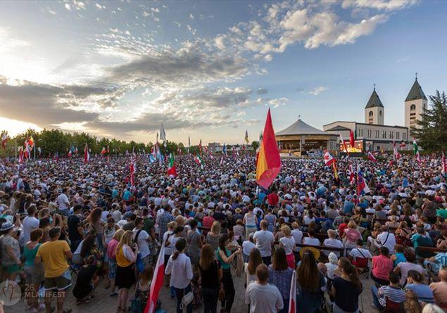 Al via il Festival dei giovani a Medjugorje - Famiglia Cristiana