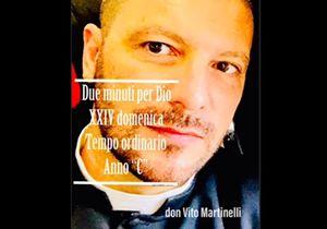 Don Vito Martinelli: «Lasciamoci abbracciare da Dio e dalla sua misericordia»
