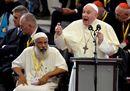 Il Papa in Mozambico, le immagini più belle