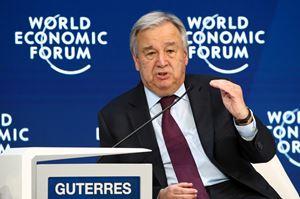 Il segretario generale dell'Onu, Antonio Guterres (Ansa)