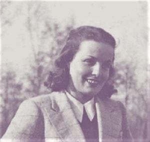Lidia Beccaria, coniugata Rolfi (Mondovì, 8 aprile 1925 – Mondovì, 17 gennaio 1996), è stata staffetta partigiana, deportata nei campi nazisti e scrittrice. Foto dell'agenzia di stampa Ansa.