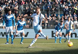 Ciro Immobile, 19 gol in 17 partite (EPA/Simone Venezia).