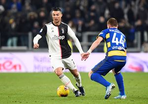 CR7, 11 gol nelle ultime 7 partite di Serie A (Reuters/Massimo Pinca)