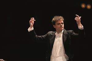 Il maestro Ottavio Dantone