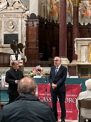 Lo storico Andrea Riccardi.