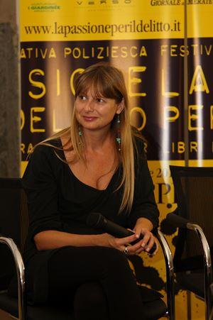 Paola Pioppi, la curatrice del festival