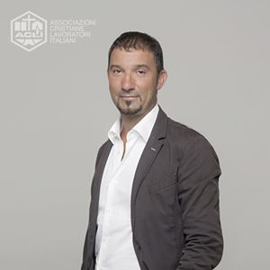 Emiliano Manfredonia, presidente del Patronato Acli.