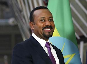 Il Primo ministro etiope Abiy Ahmed Ali.