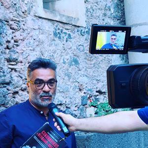 Il giornalista Beppe Spatola