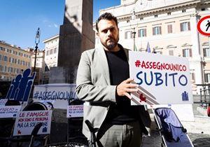 Gigi De Palo, 48 anni, presidente del Forum delle Associazioni familiari